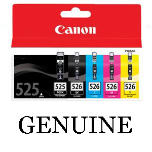 Canon PGI-525 / CLI-526 Plus Pack